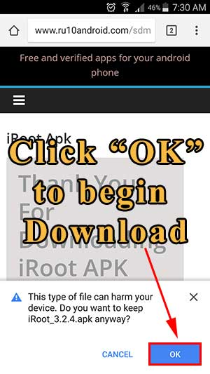 iroot download now