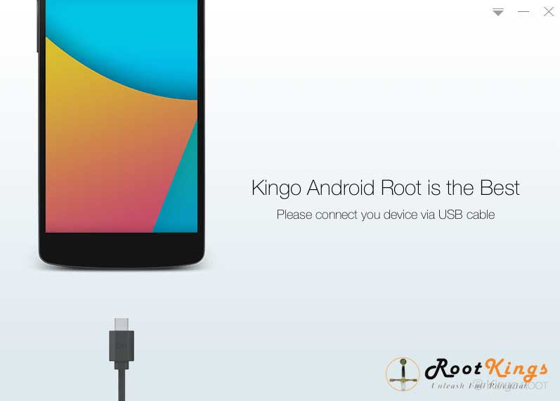 kingoroot pc rooting